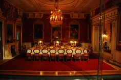Miniature replica of dining room in Buckingham Palace at Taiwan Miniature Museum via Mark wu for https://flic.kr/p/6KdhE3   Untitled