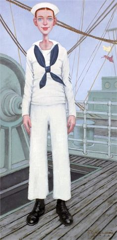 Extremely Petty Officer by Fred Calleri
