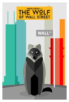 The Wolf of Wall Street / by Danish Ahmed