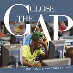 Cover book 10 years Close the Gap