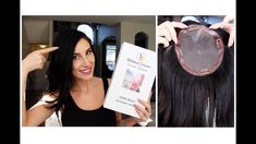 HIDDEN CROWN HAIR | CROWN TOPPER REVIEW - YouTube Hair Loss Women, Wand Curls, Crown Hairstyles, The Crown, Genetics, Hair Crown, Female Hair, Hair Styles, Youtube