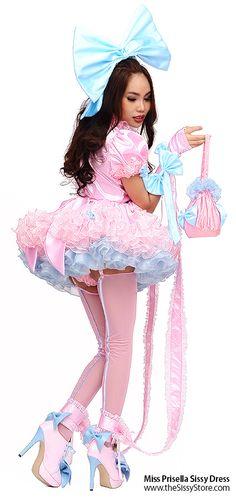 Miss Prisella Sissy Dress
