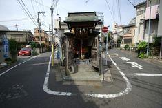 中野区弥生町/上十条/池袋本町  三叉路のナゾ : 東京雑派  TOKYO ZAPPA