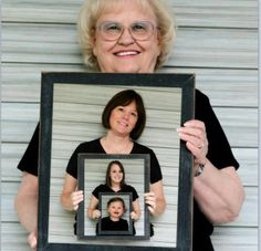 From great grandma to great granddaughter!