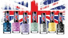60 seconds nail colour - Rimmel London cosmetics makeup