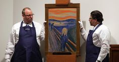 The Scream- Edvard Munch- sold at US$ 119,9 M. New world record!!!