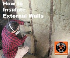 Learning how to insulate external walls can save you a boat load of money. And make your home more comfortable.There are a ton of insulation options out there but Roxul insulation was my choice for our master bathroom remodel. I'll explain why.It's made of Basalt rock and recycled slag. If you don't know, slag is a by-product of steel production. I live in Pittsburgh, so it's kinda second nature to know about slag. Little side note: I was a geology major in college fo...