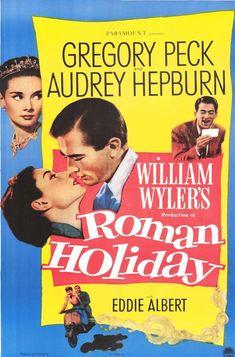 roman holiday poster - Pesquisa Google