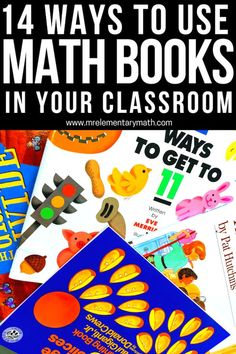 Searching for ways to get kids interested in a new math topic? Check out my Top Math Read Alouds for elementary kids. Plus try these simple math activities. Subtraction Activities, Math Activities, Math Strategies, Math Books, Simple Math, Teaching Math, Teaching Tips, 4th Grade Math, Guided Math