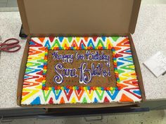 GREAT 8th Birthday, Birthday Cake, Cookie Cake Designs, American Cookie, Cookie Company, Decorated Cookies, Evie, Cake Cookies, Cookie Decorating