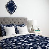 Found it at Wayfair - Jennifer Denty Jellyfish Duvet Cover Collection