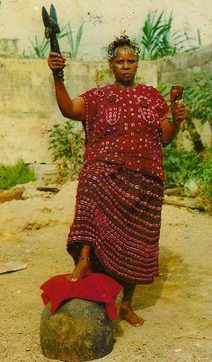 Iya Shango Agbaye Ibadan