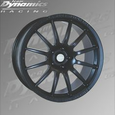 Miata Team Dynamics Pro Race 1.2, 25mm Matte Black