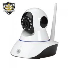 Streetwise IP Wireless Camera w/ Pan