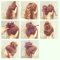 How to make the perfect messy bun beauty pinterest perfect how to make the perfect messy bun see more see this instagram photo by hikarunugawa 772 likes urmus Gallery