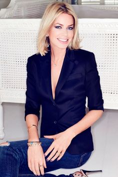 MC Meets: Caroline Stanbury, Founder Of Gift Library | Marie Claire, perfect hair length