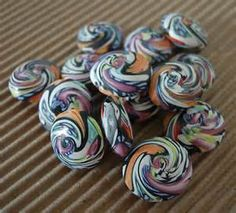 Polymer Clay Beads Tutorials Free
