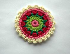 Crochet Embellishment   by AnnieDesign