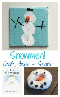 e6f173248c6c 142 Best Snowman Crafts for Kids images in 2019