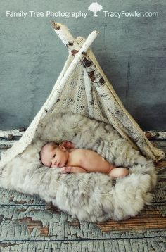 Family Tree Photography | Newborn Photography | teepee | www.tracyfowler.com   #badsassbackdrops
