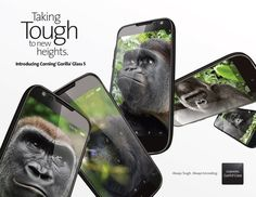 Corning Gorilla Glass 5: Taking tough to new heights