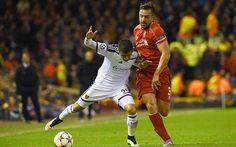 Jose Enrique của Liverpool sắp phải sang Crystal Palace