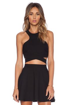 Shop a great selection of NBD x Naven Twins Chromat Crossover Top NBD. Find new offer and Similar products for NBD x Naven Twins Chromat Crossover Top NBD. Clubbing Outfits, Night Outfits, Fashion Outfits, Bar Outfits, Dress Outfits, Club Outfits For Women, Clothes For Women, Club Dresses, Sexy Dresses