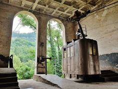 Chiatura: Visit the Decaying City of Cable Cars
