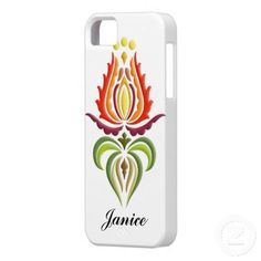 Fancy Mantle Embroidery - Hungarian Folk Art iPhone 5 Case $44.40 #Hungary #Hungarian #folk #art #embroidery #vintage #iPhone #cases