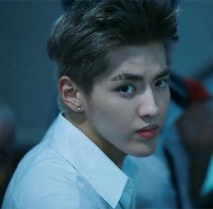 Find images and videos about exo, exo-m and kris on We Heart It - the app to get lost in what you love. You Are Handsome, Handsome Boys, Chanyeol, Rapper, Kris Exo, Islamic Cartoon, Wu Yi Fan, Kim Minseok, Stylish Boys