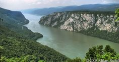 DJERDAP GORGE | The Danube is one of most beautiful and longest rivers in Europe, and tourists who cruise that river say that over 588km of its flow through Serbia, they have the opportunity to see a different Danube – the river that changes from a wide and calm into the fast and restless, almost like a mountain stream.