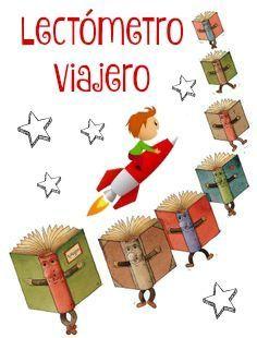 LAPICERO MÁGICO: Lectómetro viajero Class Tools, Teacher Tools, Reading Club, Kids Library, Teaching Aids, Writing Skills, Learning Spanish, Classroom Management, Book Lovers