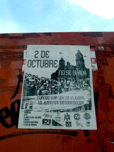 Aguascalientes, Aguascalientes, México   11.dic.2013   Foto: Daniel Froes (CC BY-NC-SA)   La calle habla.