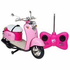 Moto Glamour Da Barbie Com Controle Remoto 7 Funções Candide - R$ 139,99 no MercadoLivre