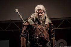 Geralt of Rivia @ EECC Bear Armor Concept variant