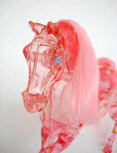 1986 She-Ra Crystal Swift Wind Horse