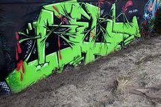 Graffiti Camminghaburen (NL) October 2012 kunst art streetart Leeuwarden Friesland Netherlands Photo by: Jascha Hoste