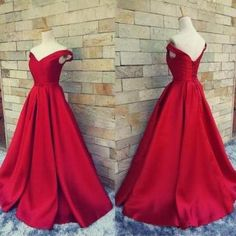 Cheap red prom dress, Buy Quality dark red prom dresses directly from China prom dresses Suppliers: Simple Dark Red Prom Dresses V Neck Cap Sleeves Ruched Satin Custom Made Backless Corset Evening Gowns Formal Dresses Prom Dresses 2017, A Line Prom Dresses, Ball Dresses, Ball Gowns, Formal Dresses, Formal Prom, Gown 2017, Wedding Dresses, 2015 Dresses