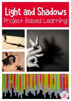 This engaging project based learning experience will take your upper elementary light and shadows unit to the next level! Make learning fun again!