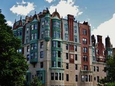 The Neighborhood Friends Of The Charlesgate Boston Hotels The Neighbourhood Neighborhood Friends