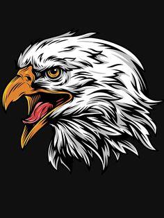 """USA eagle symbol"" T-shirt by vintagprint   Redbubble Usa Shirt, Canvas Prints, Art Prints, Shirt Designs, Eagle, Symbols, Artist, Art Impressions, Photo Canvas Prints"