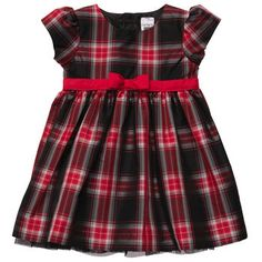 Cap Sleeve Dress Set from Carter's ... for Christmas? :)