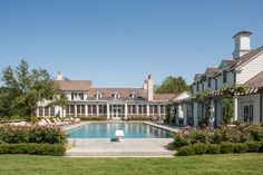 Pool Terrace, Longwood Farm, Texas  TraditionalNeoclassical  Garden  Grounds  Patio  Pool by Curtis & Windham Architects