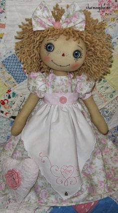 wanted to try something new this year   so I am listing new Annies for sale here   on my blog for about 5 days   then they go up on Ebay ...