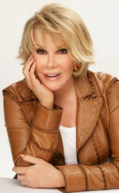 Joan Rivers' Best Quotes on Life, Aging and Dying Joan Rivers