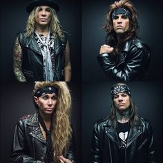 Steel Panther. The most dirty minded people ever.