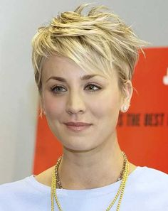 Short Messy Pixie for Women