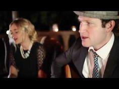 Fly Me to the Moon/Lucky (Sinatra/Jason Mraz & Colbie Caillat MASHUP) Rick Hale & Breea Guttery - YouTube