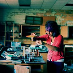 The wonderful world of sciences.  See more at, http://www.photographyinstyle.com