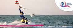 An international water ski championship was held in the Saint George Bay in Beirut, beginning in 1955, but the event was discontinued at the beginning of the war.